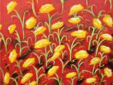 expresión floral