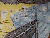 langosta autorretratandose ( fragmento)