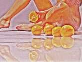 cuerpo y naranjas