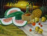 bodegon tropical