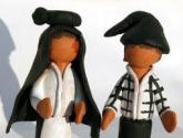presepios tradicionais portugueses -nazaré