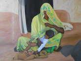 maternidad en la india
