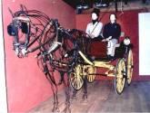 caballo gavilla y figuras parlantes