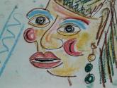 dona pintada