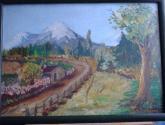 campo en el sur de chile