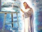 Cristo el pintor