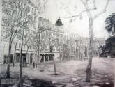 Madrid, Plaza de la Lealtad