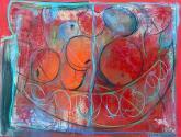 bodegon con naranjas iii