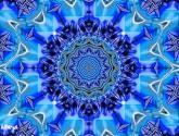 copo en azul