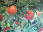 tomates de la huerta del abuelo