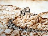 castelo medieval de vianden- luxemburgo