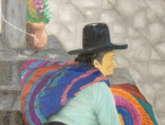 mujer de san blas-cuzco