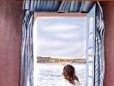 """""""muchacha en la ventana."""""""