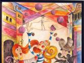 colores de circo
