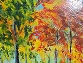 llegando el otoño