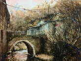 puente (tazones.)