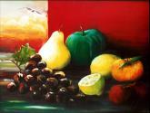 frutas y gaviota