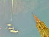 mirada al cielo