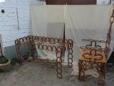 """""""mesa herraduras, tronos"""""""