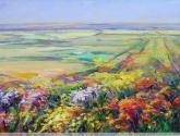 tierras en primavera