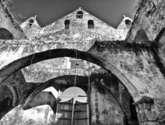 iglesia de ticun , yucatán