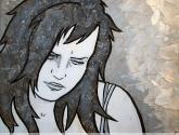 Chica triste 3