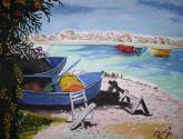 playa - réplica