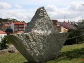 ship, barco, granito,  inmaculada lara cepeda, maku, granit, stone, piedra, estatua