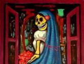 catrina de michoacan