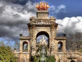parque ciudadela, barcelona