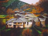 vieiros-o caurel(pueblo gallego)