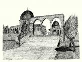 monte do templo ( jerusalem)