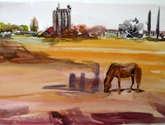 silos david y caballo