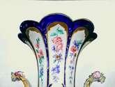 jarrón de porcelana i
