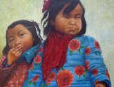 niñas chinas