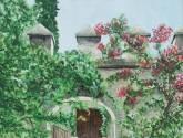 arco del castillo de bornos