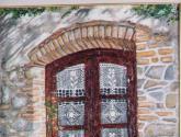 ventana colonial