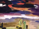 abstracto - Tormenta