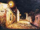 calle de los suspiros. nocturno