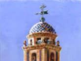 torre de la catedral de jerez