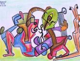 placer y música