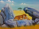 el descanso del tigre