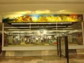 murales bicentenario y centenario en el metro zócalo 2/6