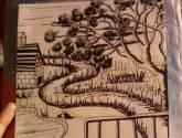 inkpen sketch