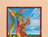 hurakán. dios del viento