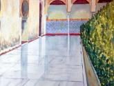 leon de la alhambra