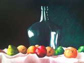 la botella verde