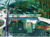 Estudo do Mestre Paul Cezanne