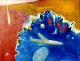 """ árbol de la vida ""  1.20 x 1.00 cm.  óleo/tela"