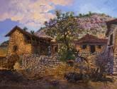 cusibamba alto abuelita agueda artista efrain aranibar alvarez